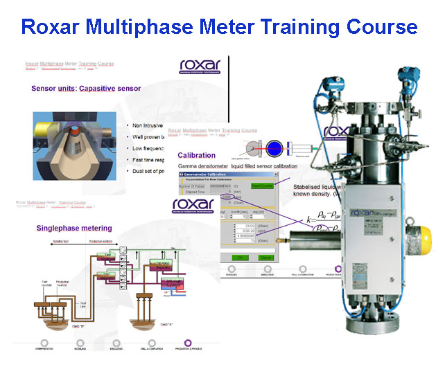 Multiphase Meter Training Course » Atlantia as